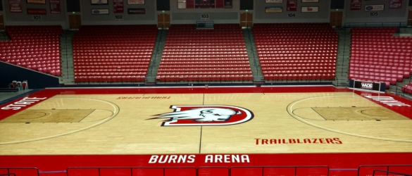 burns arena